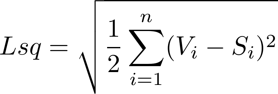 Image of the Gallagher index formula